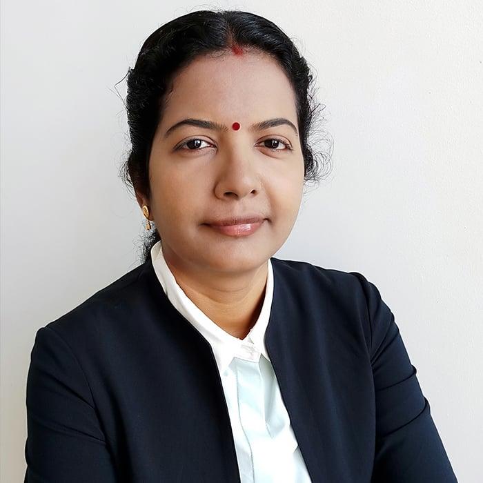 Naayagi Ramasamy