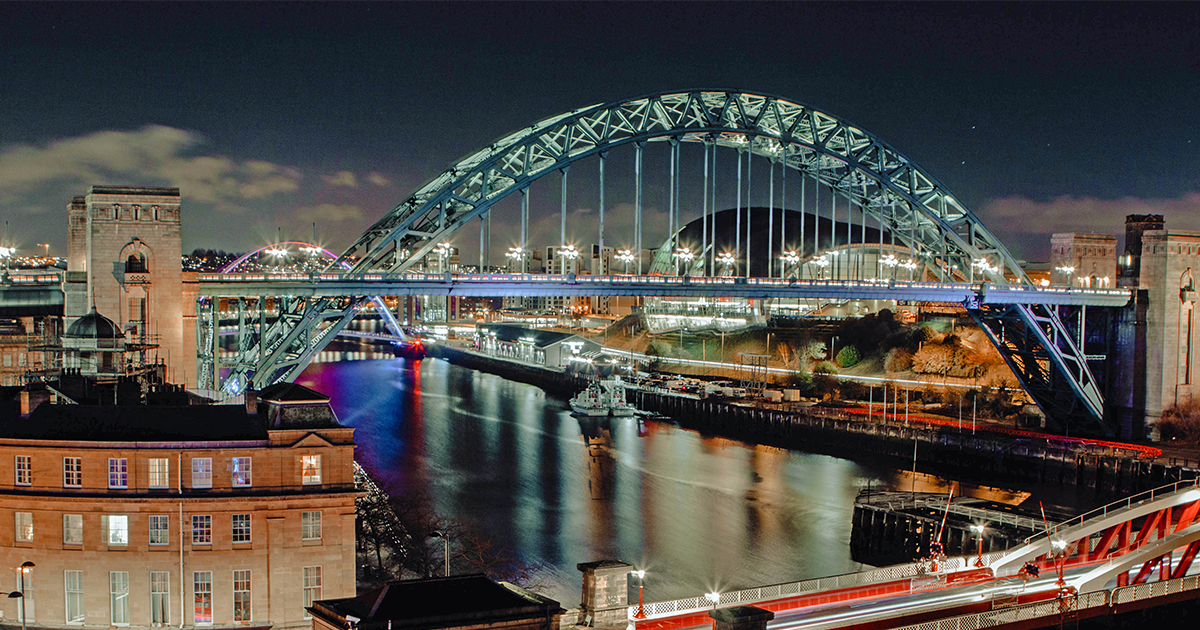 Studying Geography in Newcastle