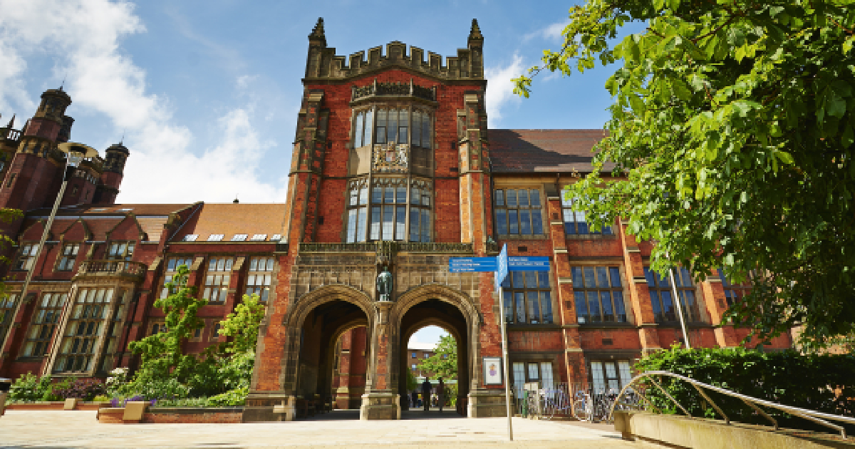Explore campus during a virtual Open Day