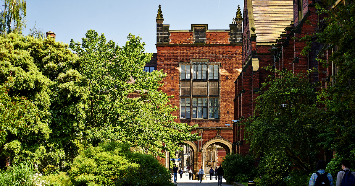 Newcastle University: a founding member of the Russell Group