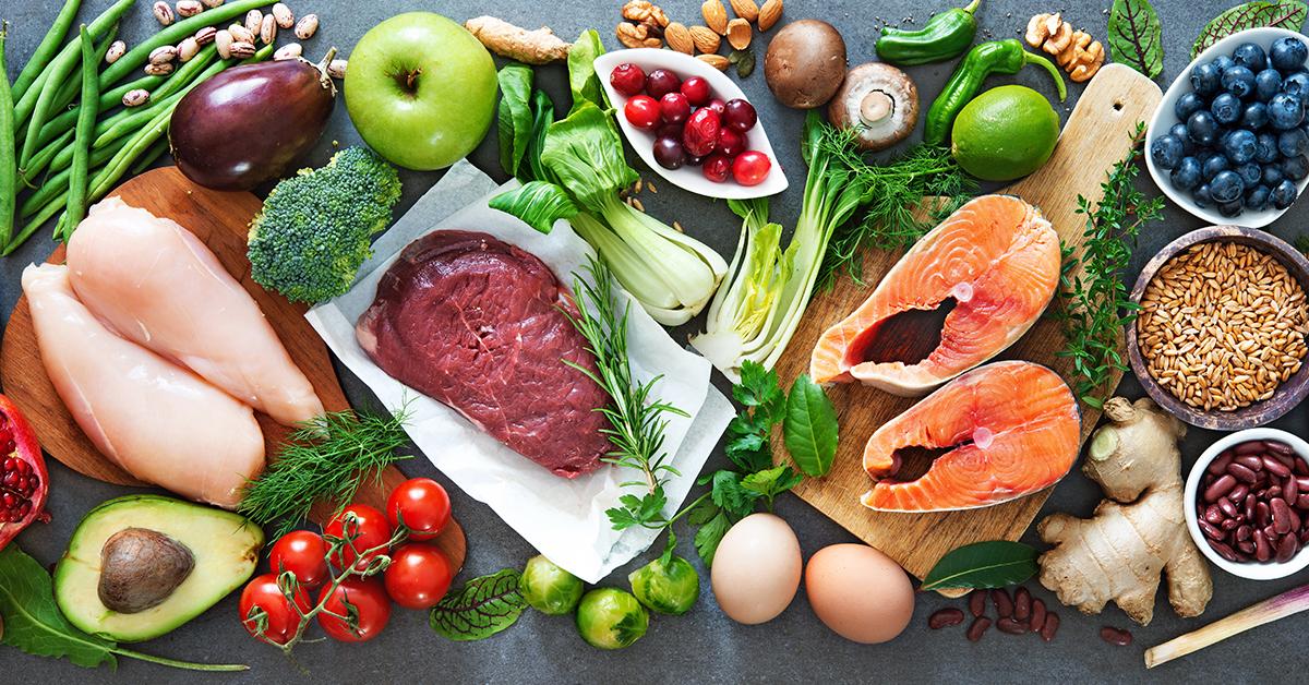 multiple food groups